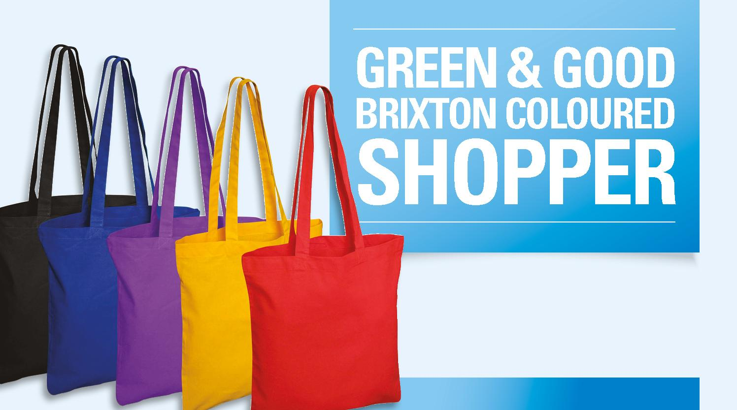 Green and Good Brixton Shopper